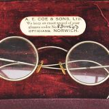 Child's spectacles from the 1930's